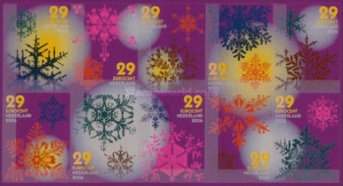 [December Stamps - Self-Adhesive, Typ ]