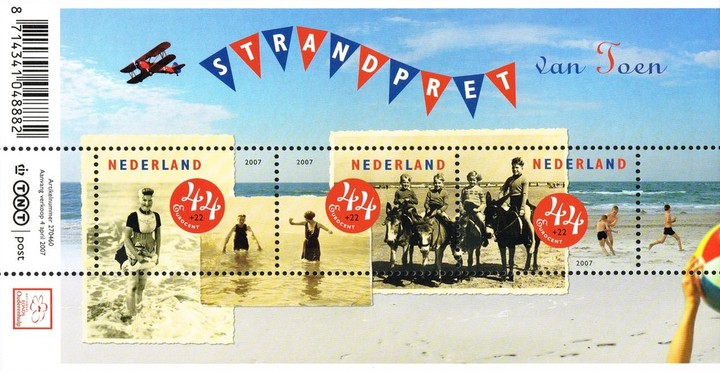 [Summerstamps - Beach Scenes, Typ ]
