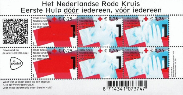 [Red Cross - First Aid for Accidents, Typ ]
