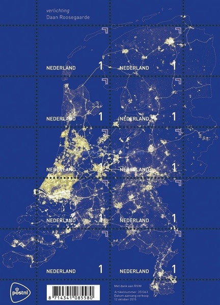 [Netherlands Seen from Space, Typ ]