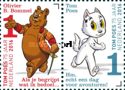 [Comics - The 75th Anniversary of Tom Poes, Typ ]