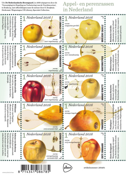 [Local Apple and Pear Varieties, Typ ]