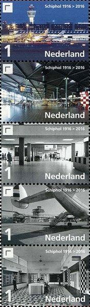 [The 100th Anniversary of the Schiphol Airport, Typ ]