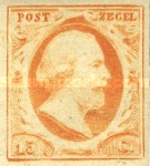 [King William III of the Netherlands, Typ A2]