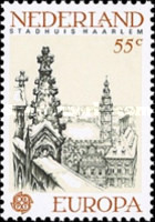 [EUROPA Stamps - Monuments, Typ AAH]