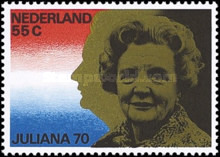 [The 70th Anniversary of the Birth of Queen Juliana, Typ AAV]