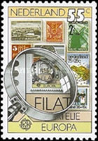 [EUROPA Stamps - Post and Telecommunications, Typ ABA]