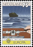 [EUROPA Stamps - Post and Telecommunications, Typ ABB]
