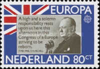 [EUROPA Stamps - Famous People, type ACD]
