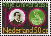 [The 100th Anniversary of the Free University in Amsterdam, type ACE]
