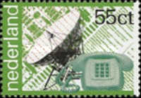 [The 100th Anniversary of the Postal and Telegraph Services, type ACO]