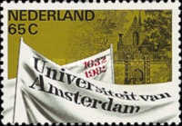 [The 350th Anniversary of the University in Amsterdam, type ADD]