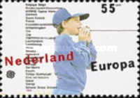 [EUROPA Stamps - Children's Games, type AIS]