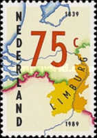 [The 150th Anniversary of the Limburg Province, type AIY]