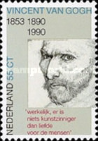 [The 100th Anniversary of Vincent van Gogh´s Death, type AJF]