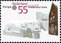 [EUROPA Stamps - Post Offices, Typ AJN]
