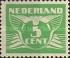 [Numeral Stamps, Typ AK13]