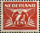 [Numeral Stamps, Typ AK14]