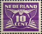 [Numeral Stamps, Typ AK15]
