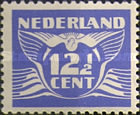 [Numeral Stamps, Typ AK16]