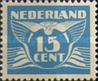 [Numeral Stamps, Typ AK17]