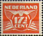 [Numeral Stamps, Typ AK18]