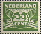 [Numeral Stamps, Typ AK20]