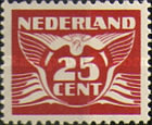 [Numeral Stamps, Typ AK21]