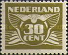 [Numeral Stamps, Typ AK22]