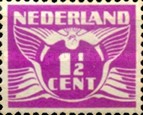 [Numeral Stamps - New Values and Colors, Typ AK7]