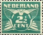 [Numeral Stamps - New Values and Colors, Typ AK9]