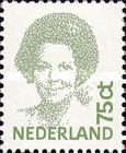 [Queen Beatrix. New Edition, type AKD]