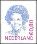 [Queen Beatrix - Self-Adhesive, Typ AKD35]