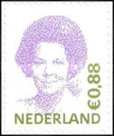 [Queen Beatrix - Self-Ahesive, Typ AKD38]