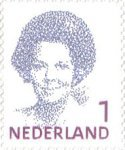 [Queen Beatrix - Self Adhesive Stamps, Typ AKD40]