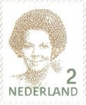 [Queen Beatrix - Self Adhesive Stamps, Typ AKD41]