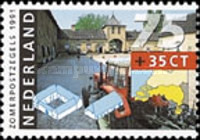 [Summer Stamps, type AKG]