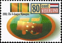 [The 75th Anniversary of the Nijmwegen March, type AKM]