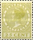 [Queen Wilhelmina - New Values and Colors - Watermarked, type AL23]