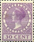 [Queen Wilhelmina - New Values and Colors - Watermarked, type AL24]