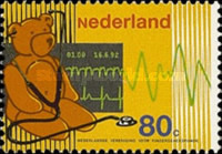 [The 100th Anniversary of the Dutch Pediatrist Union, type ALN]