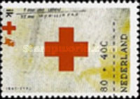 [The 125th Anniversary of the Red Cross, type ALR]