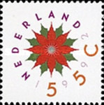[December Stamps, Typ ALX]