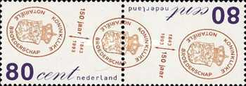 [The 150th Anniversary of the Royal Dutch Notariate, Typ AMG]