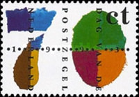 [The Day of Stamps, Typ ANB]