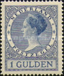 [New Daily Stamps - Queen in Large Size, Typ AP]