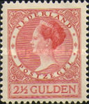 [New Daily Stamps - Queen in Large Size, Typ AP1]