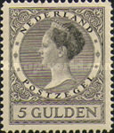 [New Daily Stamps - Queen in Large Size, Typ AP2]