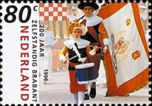 [The 200th Anniversary of the Independence of Brabant, type AQL]