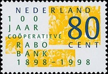 [The 100th Anniversary of the Co-operative Rabobank, Typ ATL]